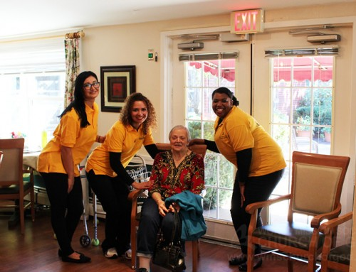 Entertainment Event for Laurel Place Residents