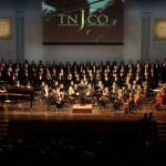 jubilee, 50th anniversary, World Mission Society Church of God, WMSCOG, Church of God, Mother's love, global harmony, key to harmony, orchestra, strings, amazing grace, dancing, NJPAC,The New Jerusalem Choir and Orchestra, Choir, orchestra, performance