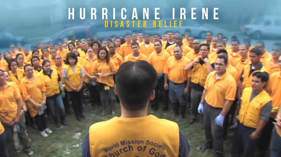 Hurricane Irene Disaster Relief