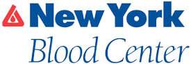 New York Blood Center logo for World Mission Society Church of God Mega Blood Drive 2019 page