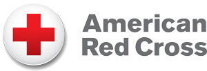 American Red Cross logo for World Mission Society Church of God Mega Blood Drive 2019 page